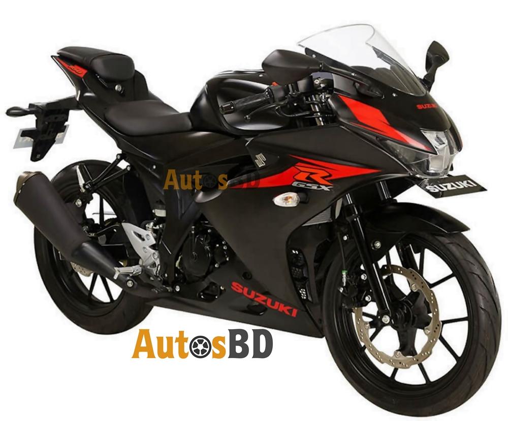 Suzuki GSX-R150 Motorcycle Specification