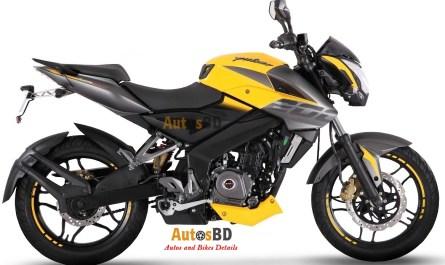 Bajaj Pulsar NS200 (2017) Motorcycle Specification