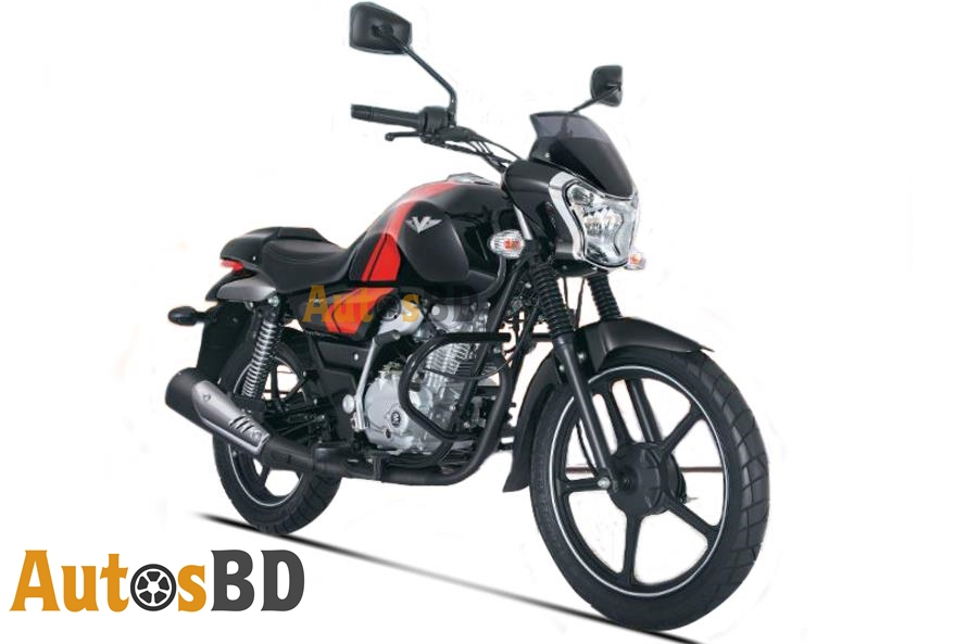 Bajaj V12 Motorcycle Specification