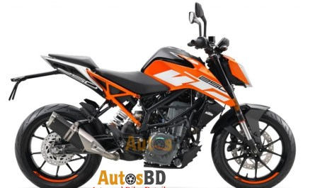 KTM 250 Duke (2017) Motorcycle Specification