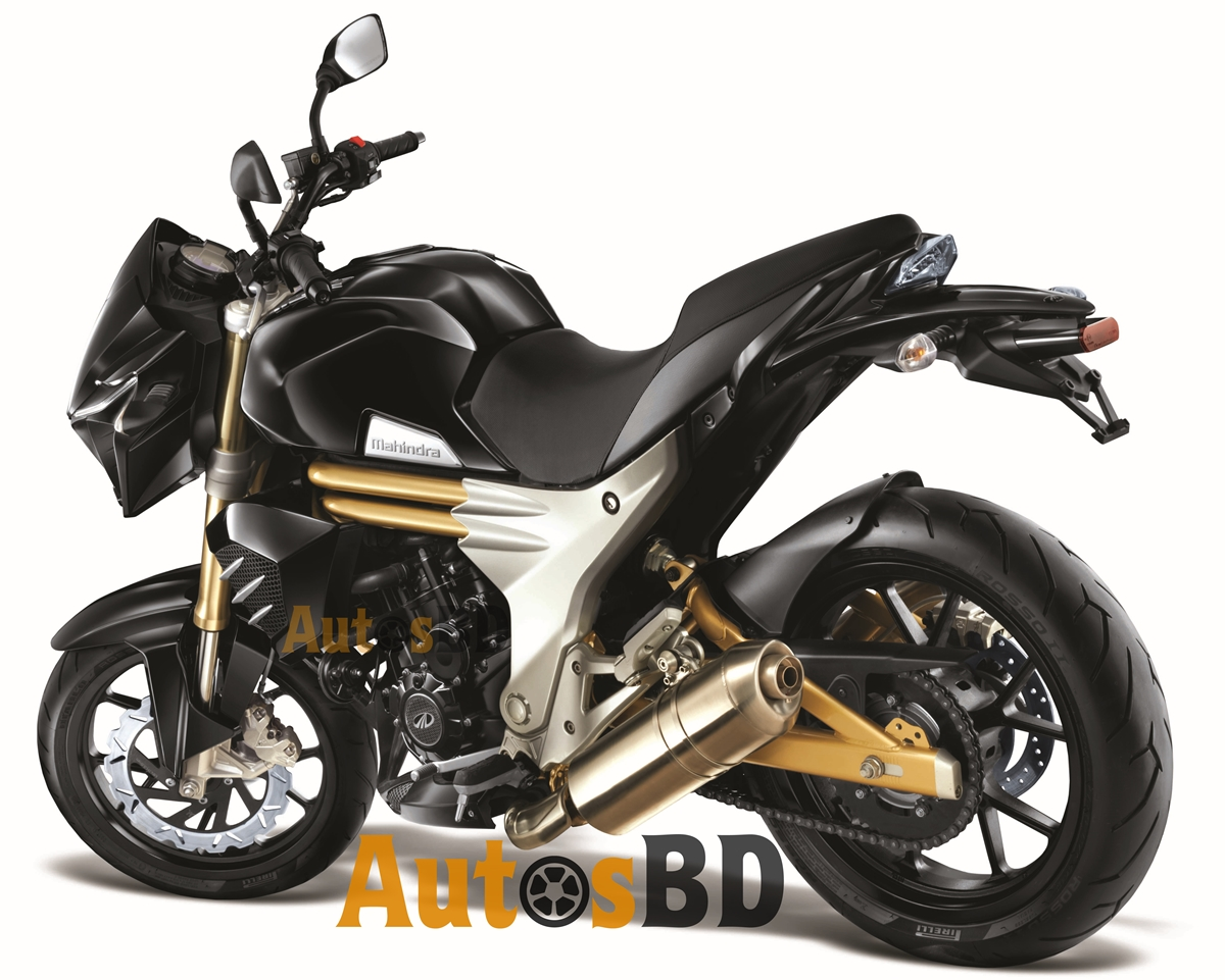 Mahindra Mojo 300 Motorcycle Specification