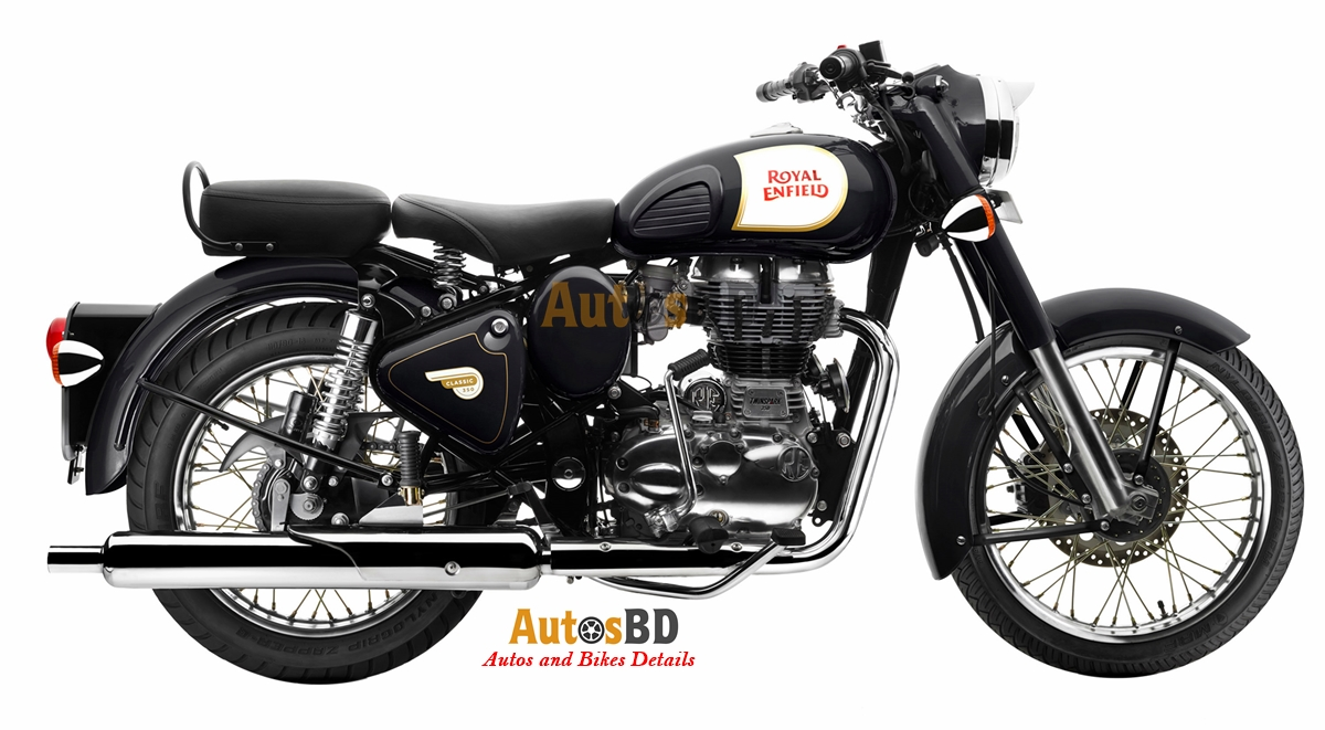 Royal Enfield Classic 350 Motorcycle Specification