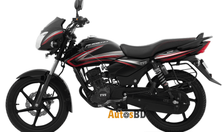 TVS Phoenix 125 Motorcycle Price in India