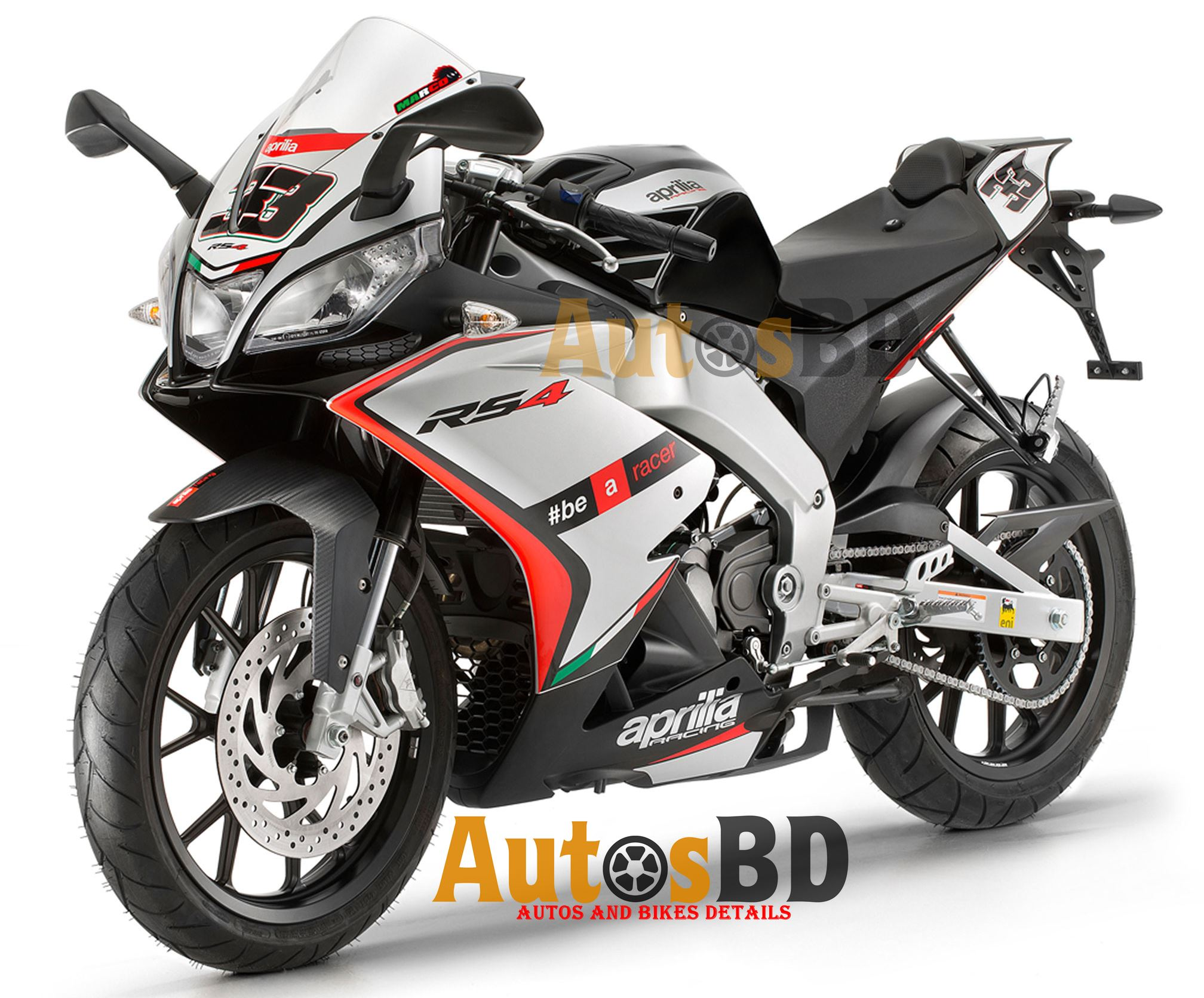 Aprilia RS4 125 Motorcycle Specification