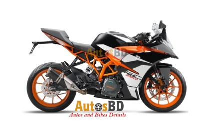 KTM RC 390 (2017) Motorcycle Specification