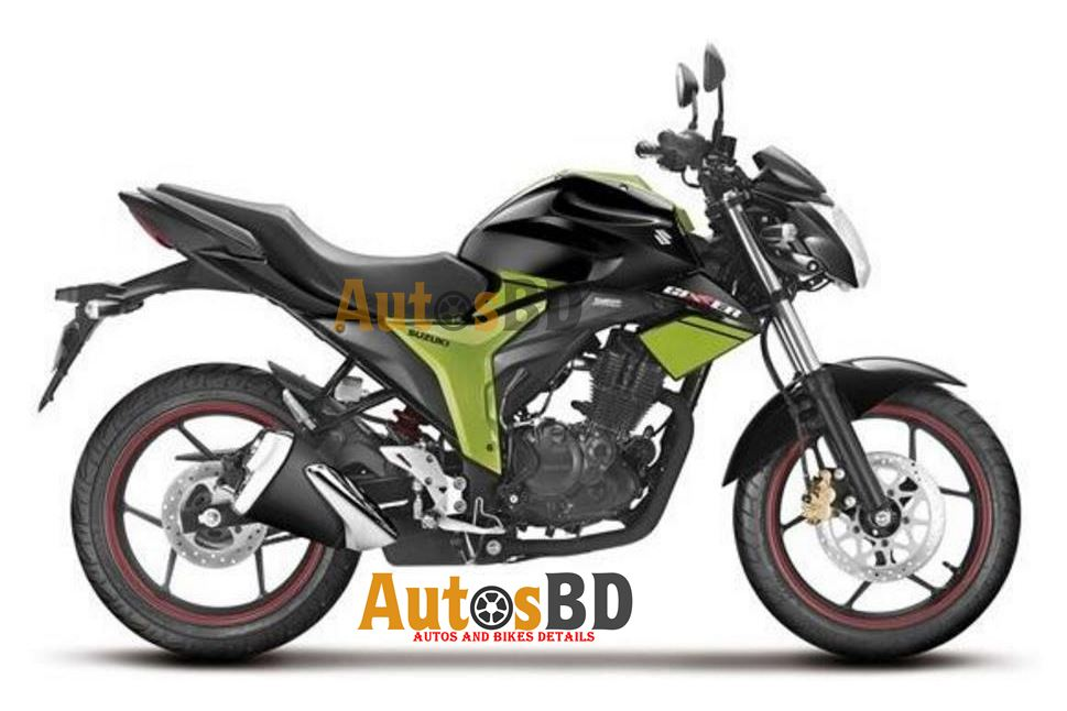 Suzuki Gixxer Dual Tone DD Motorcycle Specification