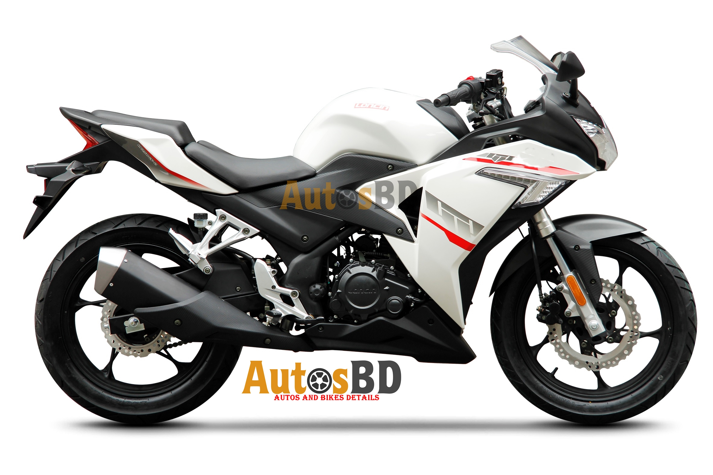 Loncin GP 150 Motorcycle Specification
