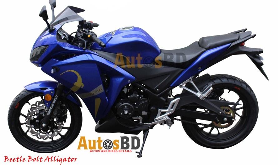 Beetle Bolt Alligator Motorcycle Price in Bangladesh