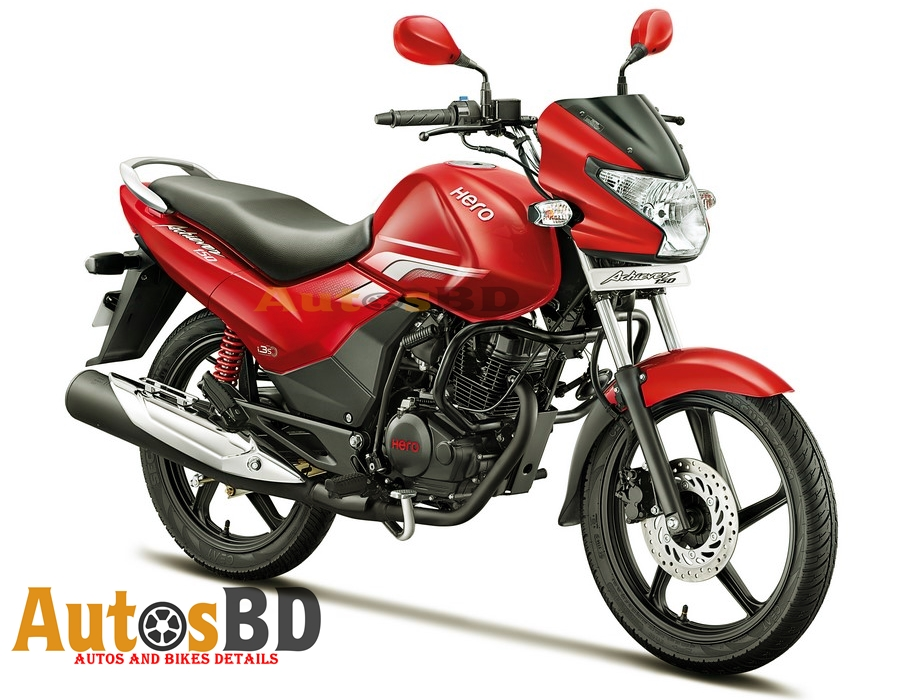 Hero Achiever (2017) Motorcycle Specification