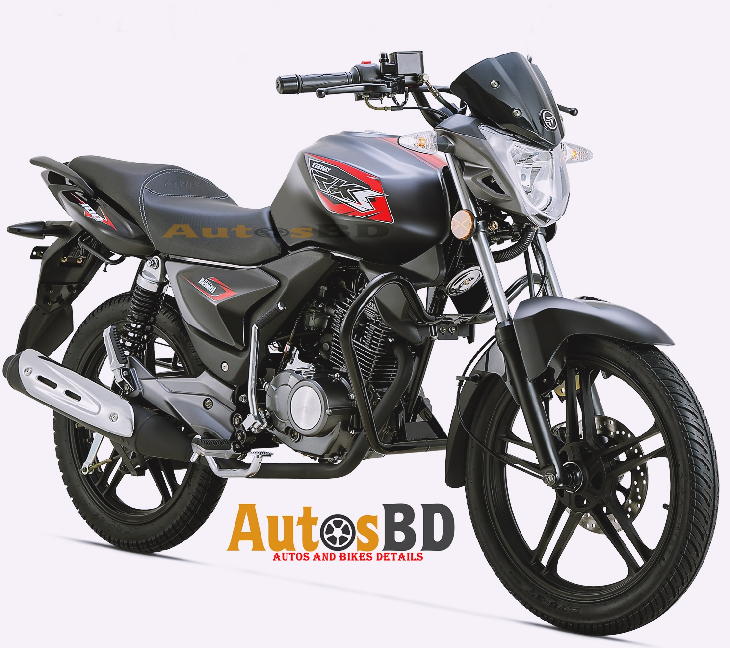 Keeway RKS 100 v3 Motorcycle Price in Bangladesh