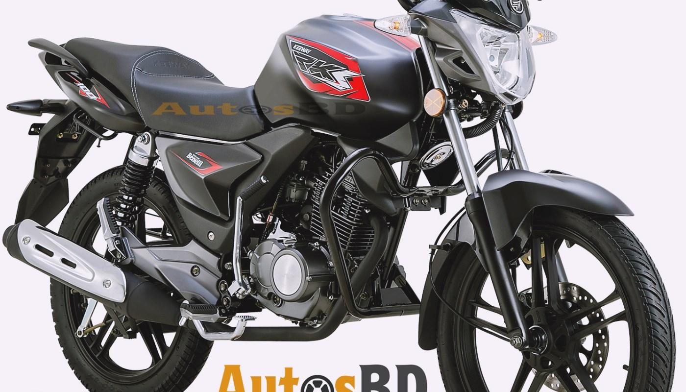 Keeway RKS 100 v3 Motorcycle Price in Bangladesh