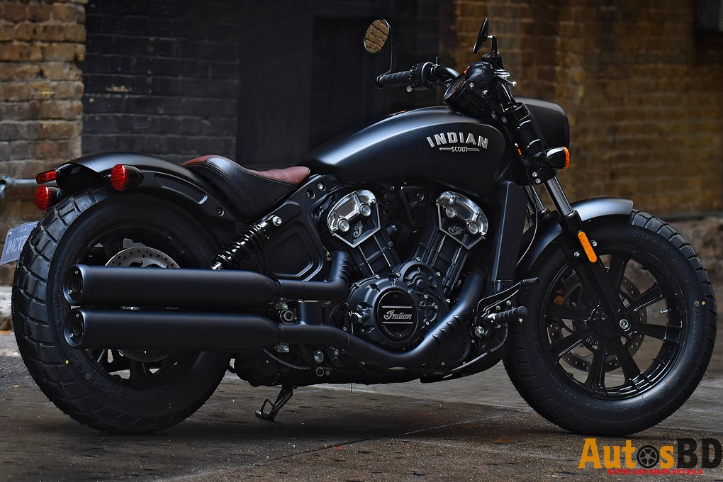 Indian Scout Bobber Specification