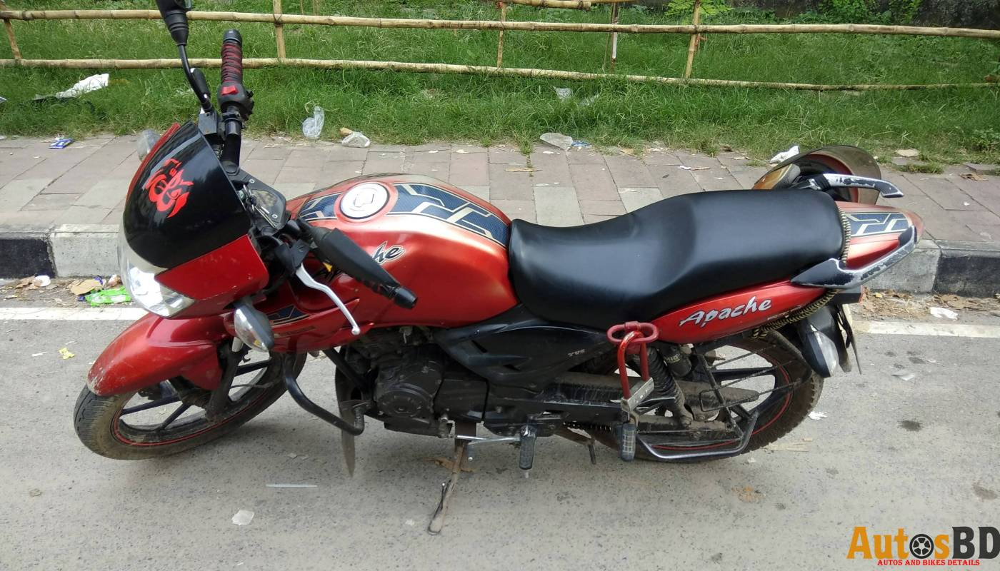 Apache RTR 150 Hyperedge Version User Review