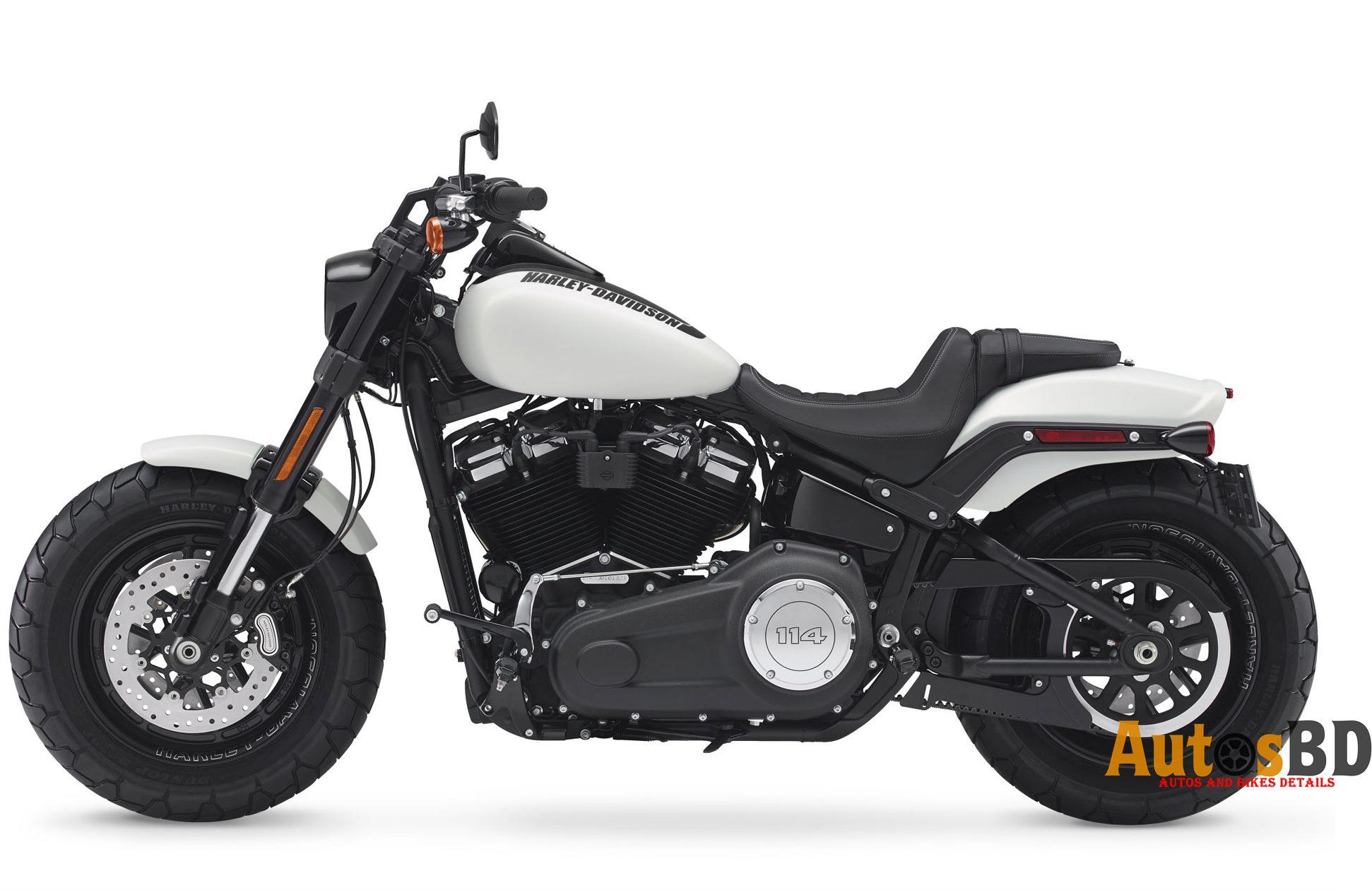 Harley Davidson Fat Bob Motorcycle Specification