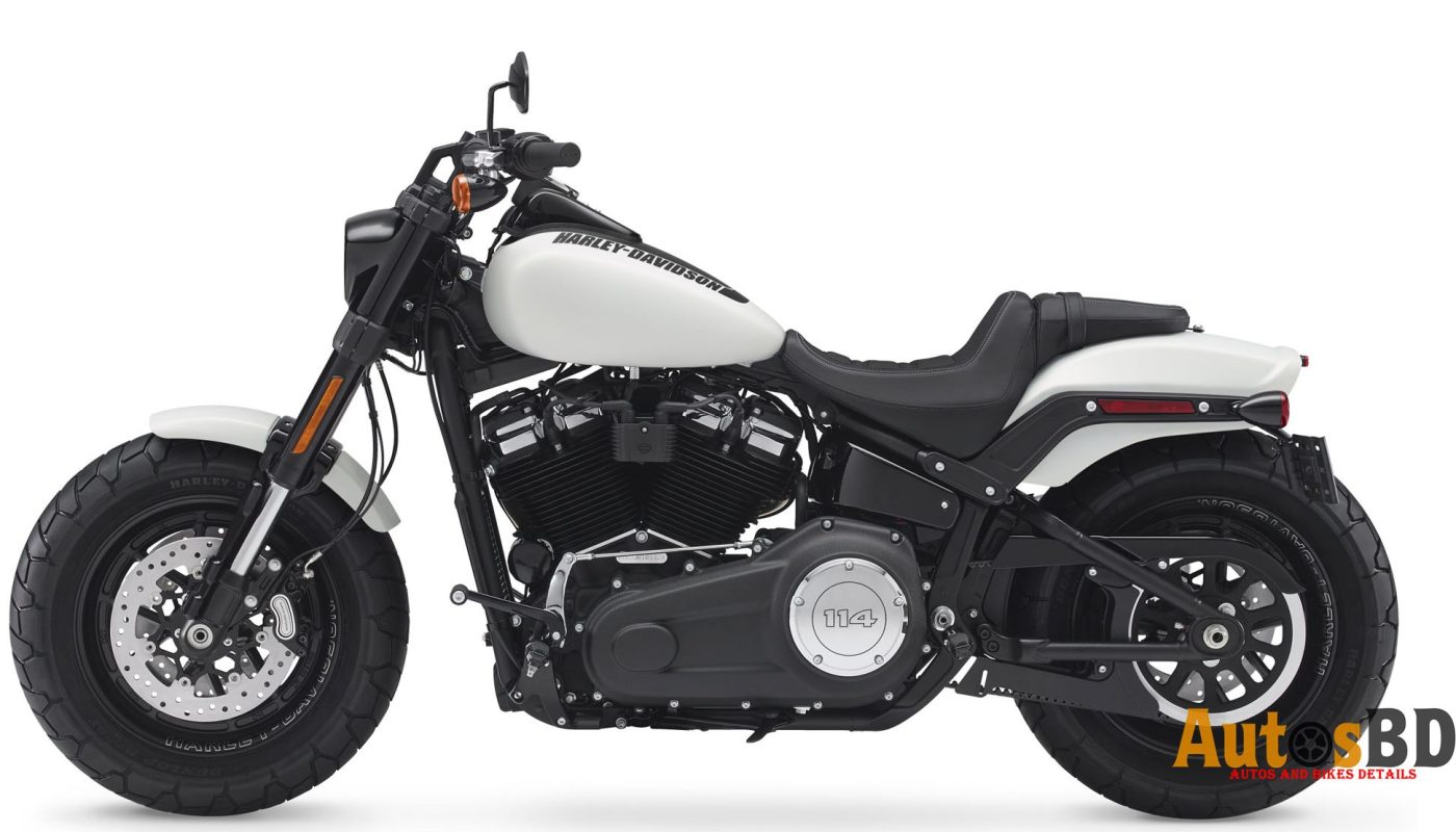 Harley Davidson Fat Bob Specification