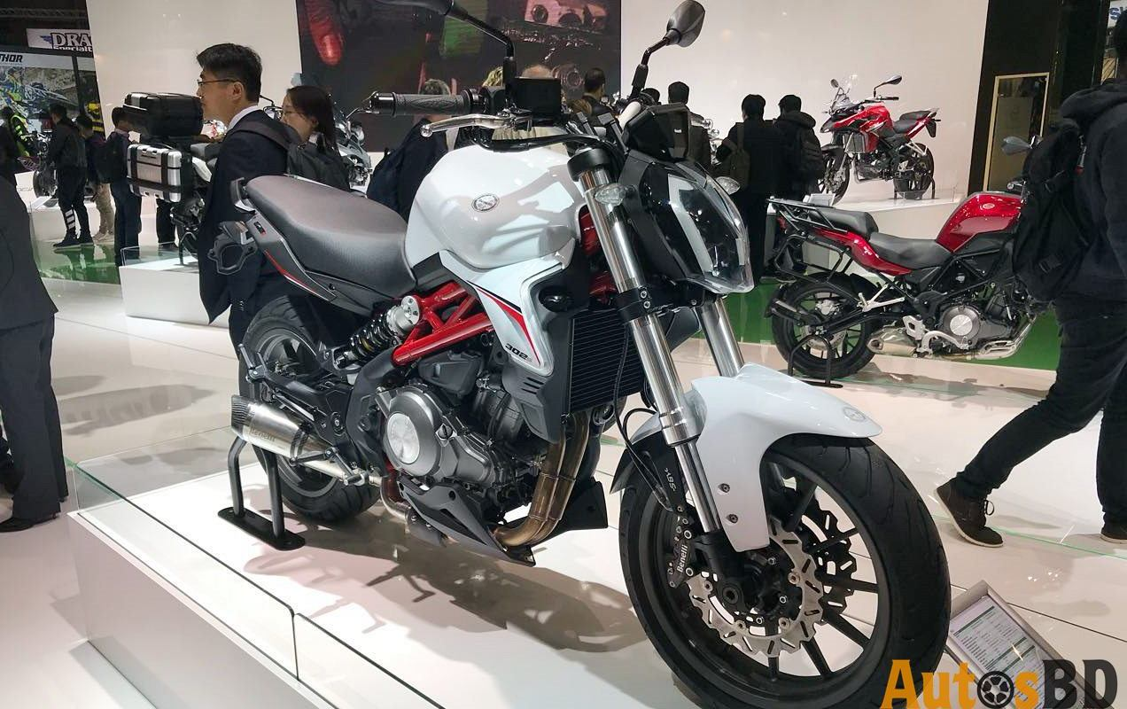 Benelli 302S Motorcycle Specification
