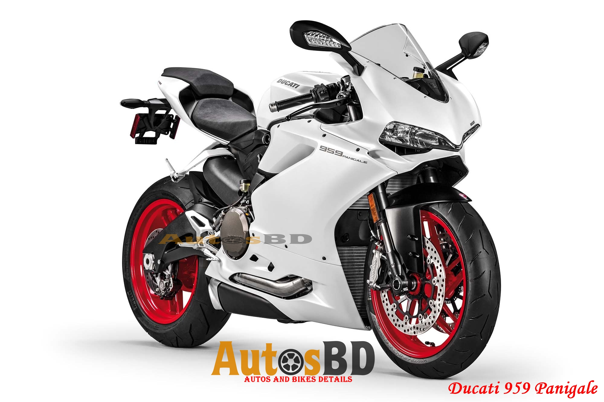 Ducati 959 Panigale Motorcycle Price in India