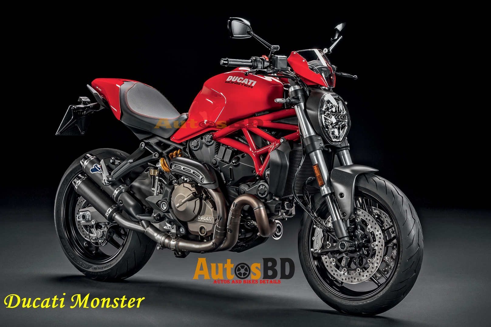 Ducati Monster Motorcycle Price in India