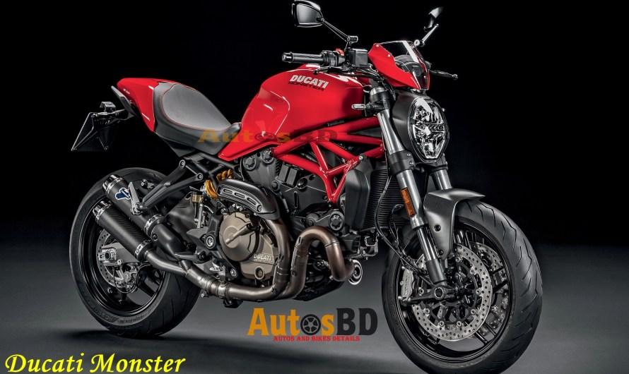Ducati Monster Price in India