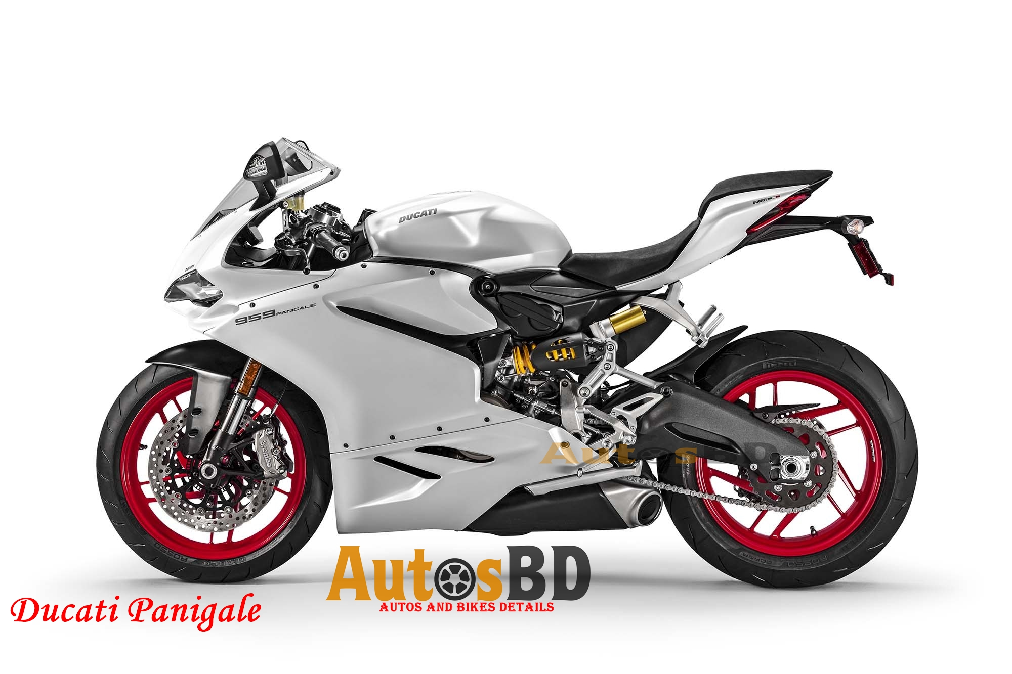 Ducati Panigale Motorcycle Price in India