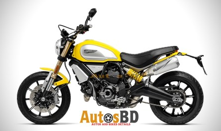 Ducati Scrambler 1100 Motorcycle Price in India