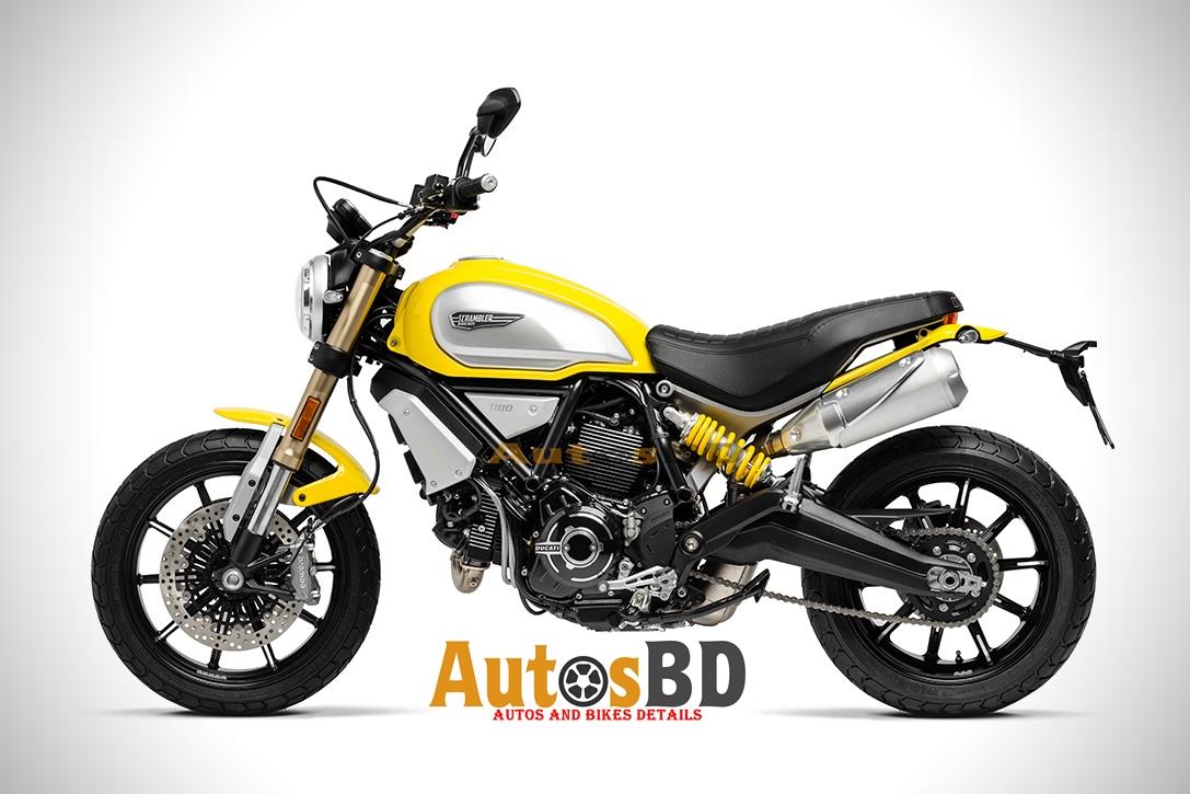 Ducati Scrambler 1100 Motorcycle Specification