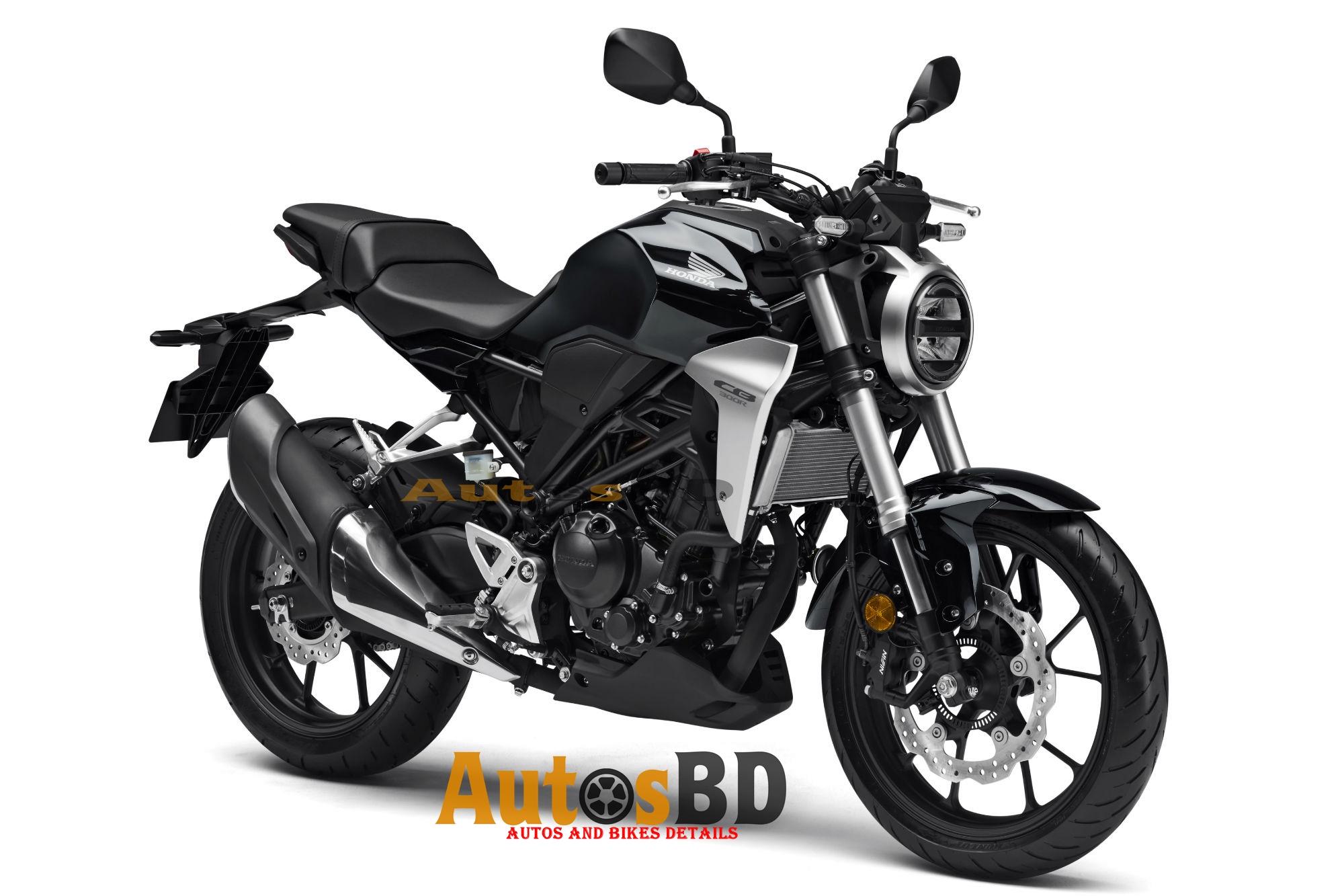 Honda CB300R Motorcycle Price in India