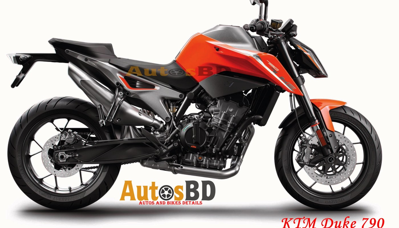 KTM Duke 790 Motorcycle Price in India