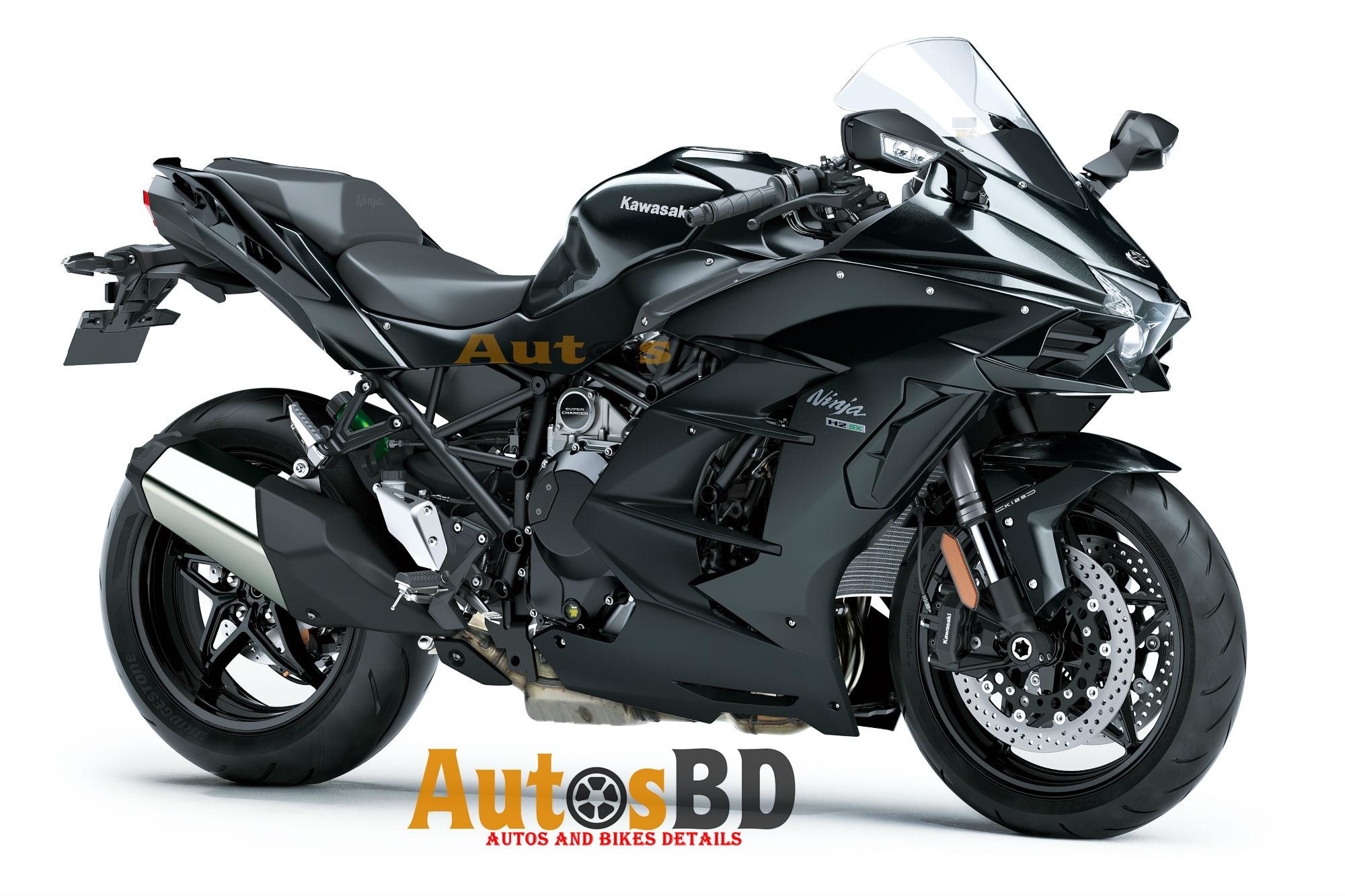 Kawasaki Ninja H2 SX Motorcycle Price in India