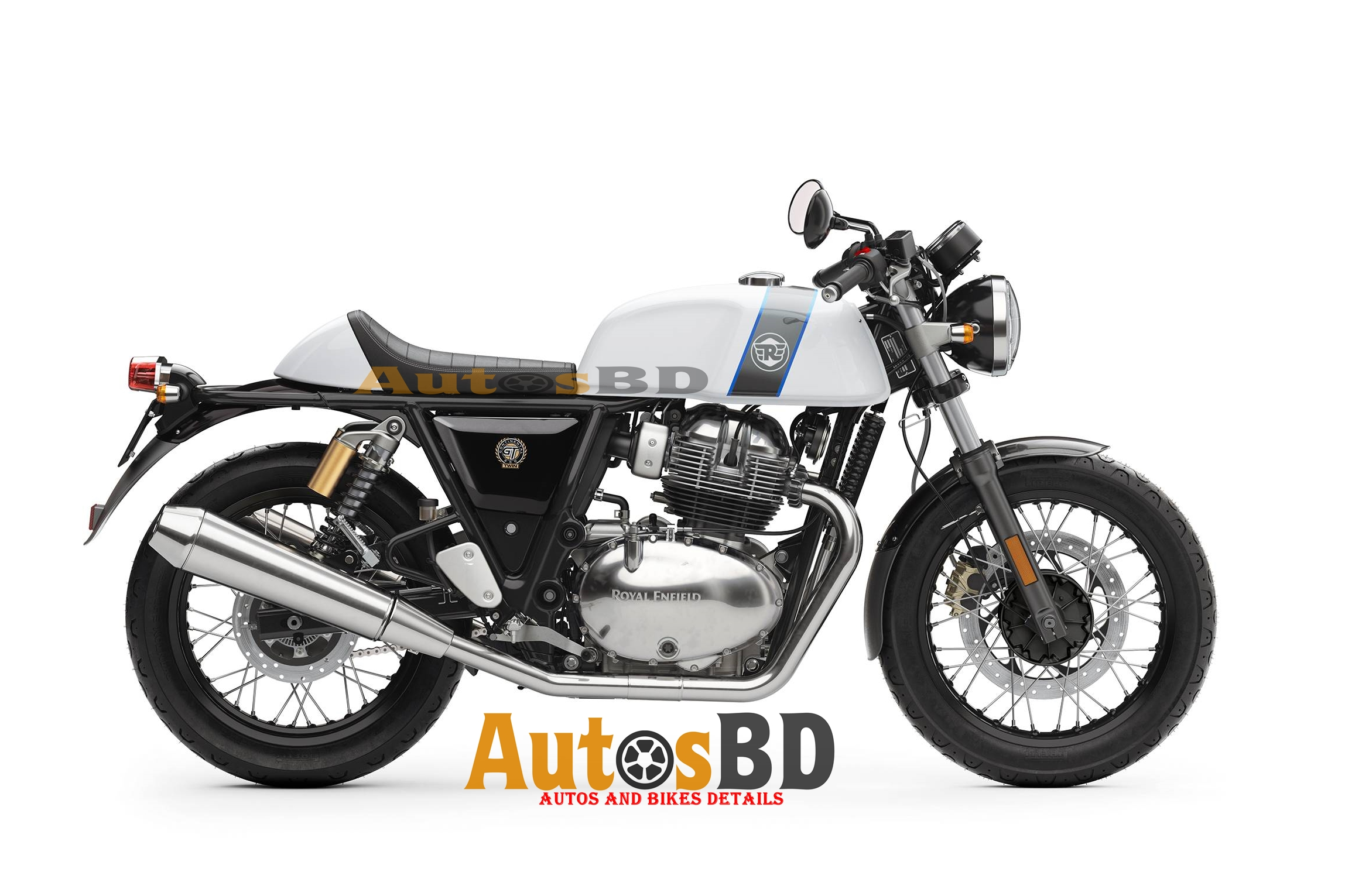 Royal Enfield Continental GT 650 Motorcycle Specification