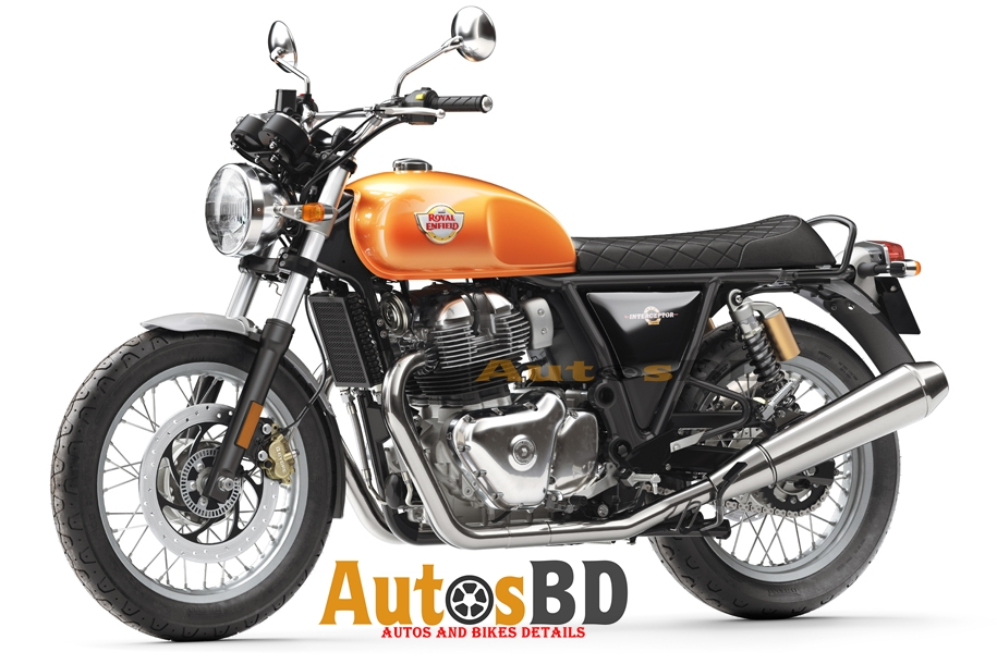Royal Enfield Interceptor 650 Specification