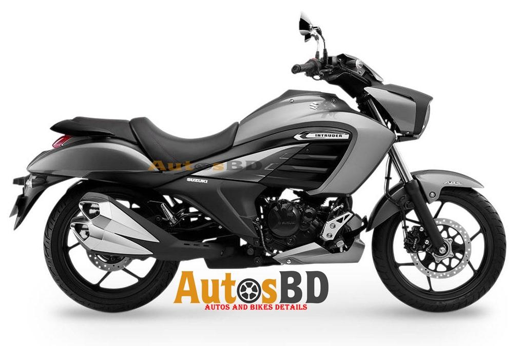 Suzuki Intruder 150 Motorcycle Specification