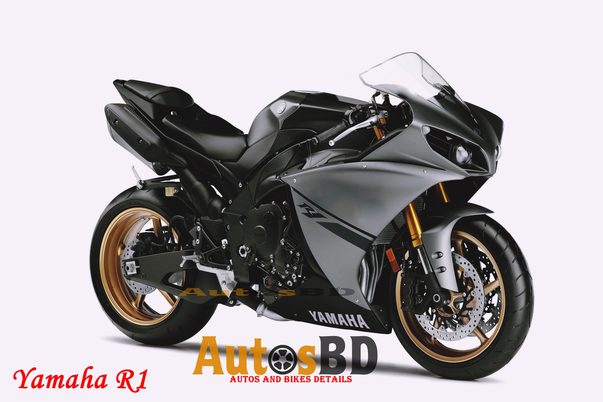 Yamaha R1 Motorcycle Specification
