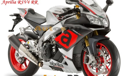 Aprilia RSV4 RR Specification