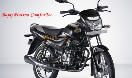 Bajaj Platina 100 ComforTec KS Specification