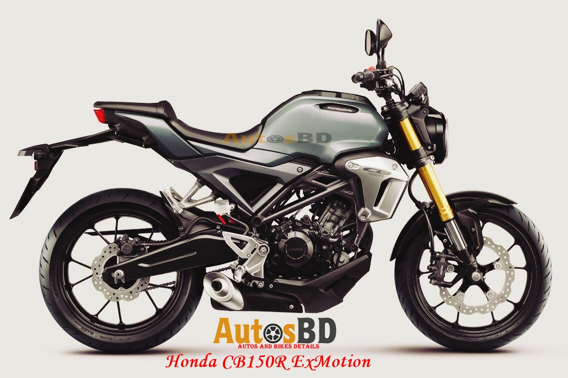 Honda CB150R ExMotion Motorcycle Price in Bangladesh