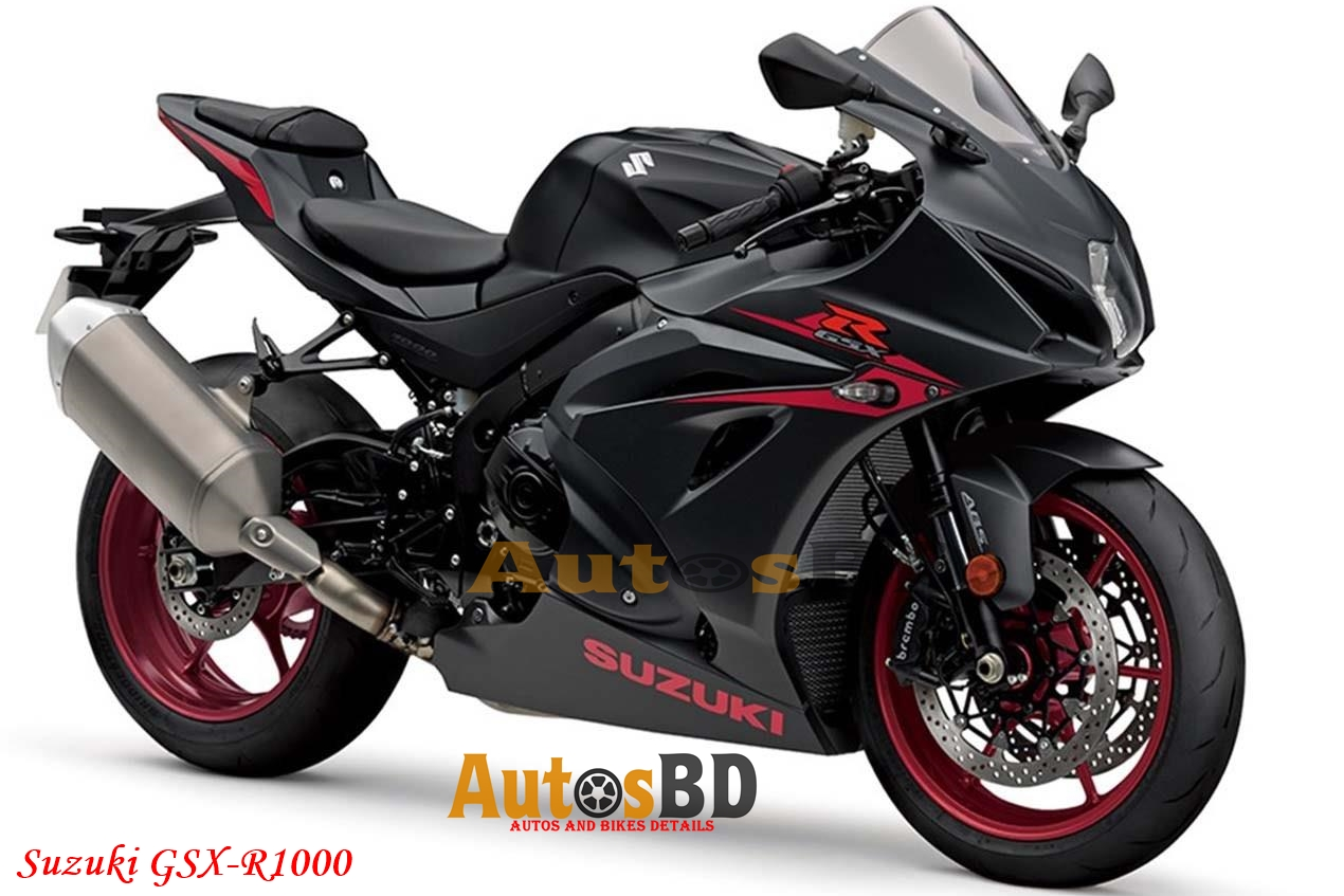 Suzuki GSX-R1000 Motorcycle Specification