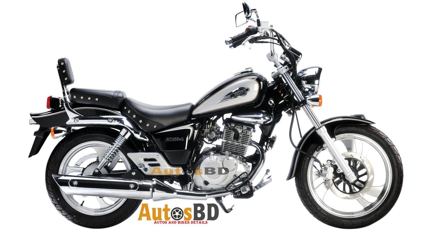 Suzuki GZ150 Motorcycle Price in India
