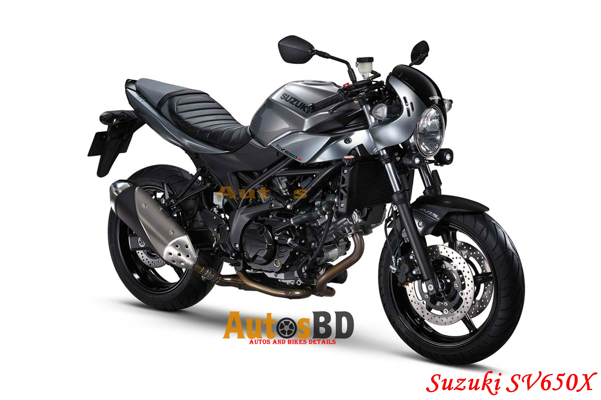 Suzuki SV650X Motorcycle Specification