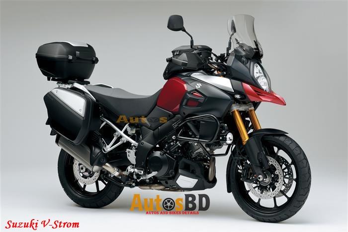 Suzuki V-Strom Motorcycle Specification