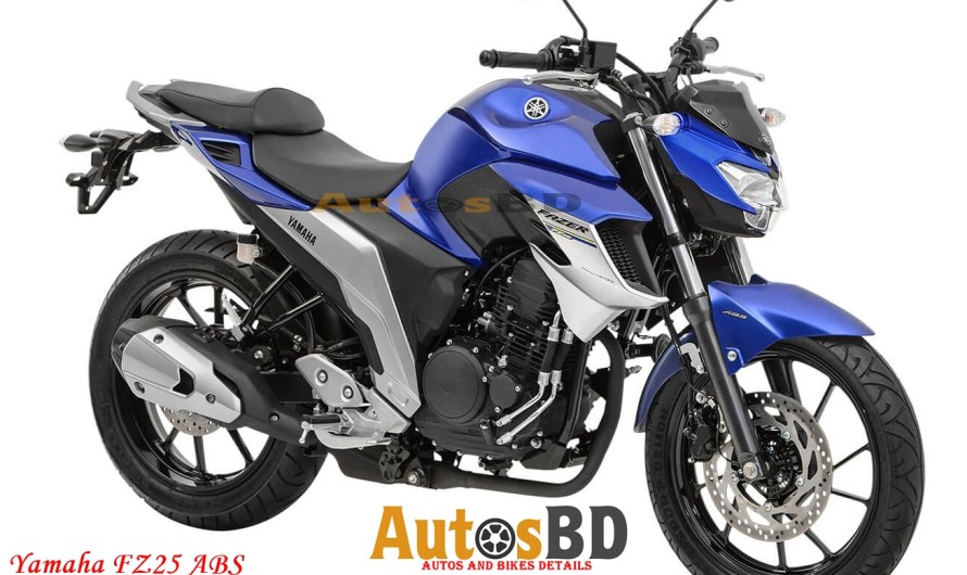 Yamaha FZ25 ABS Motorcycle Price in India