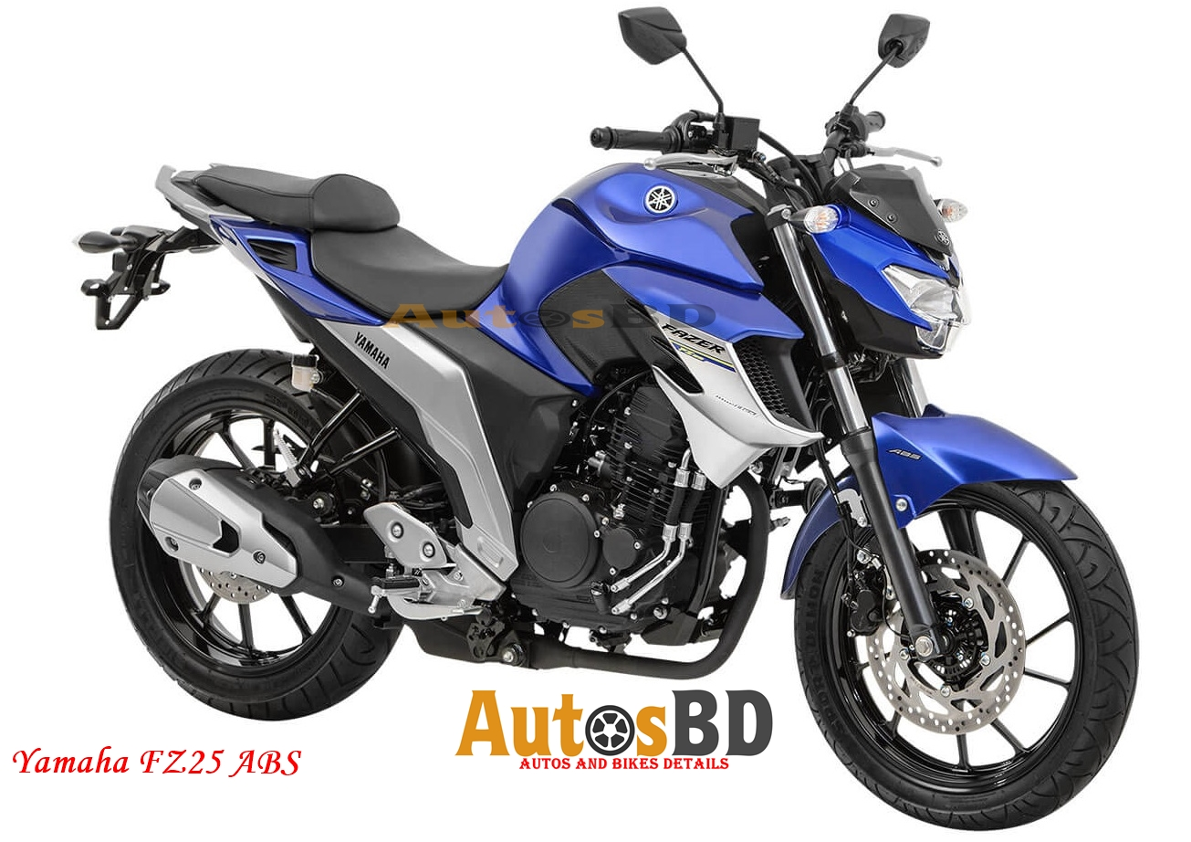 Yamaha FZ25 ABS Motorcycle Specification