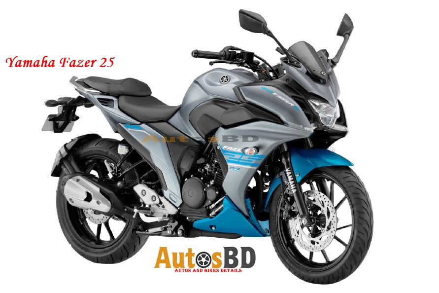 Yamaha Fazer 25 Motorcycle Price in India