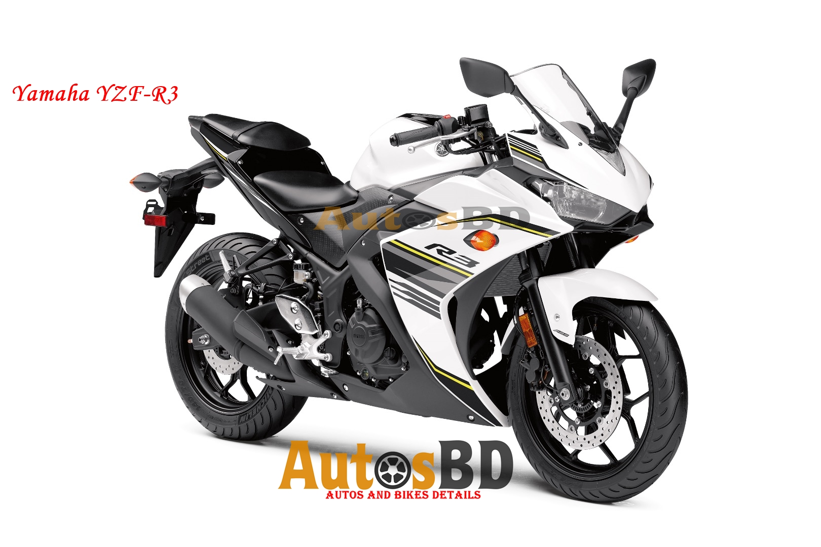 Yamaha YZF-R3 Price in India