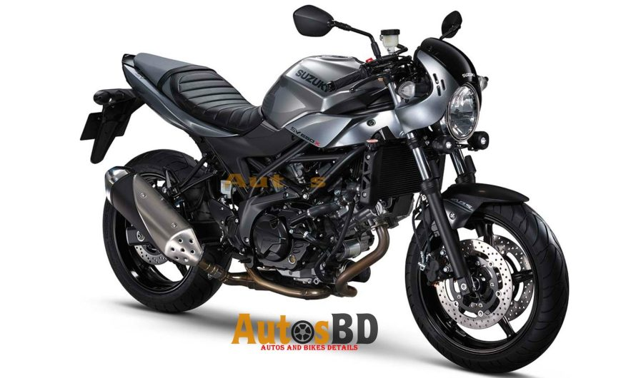 Suzuki SV650X Motorcycle Specification
