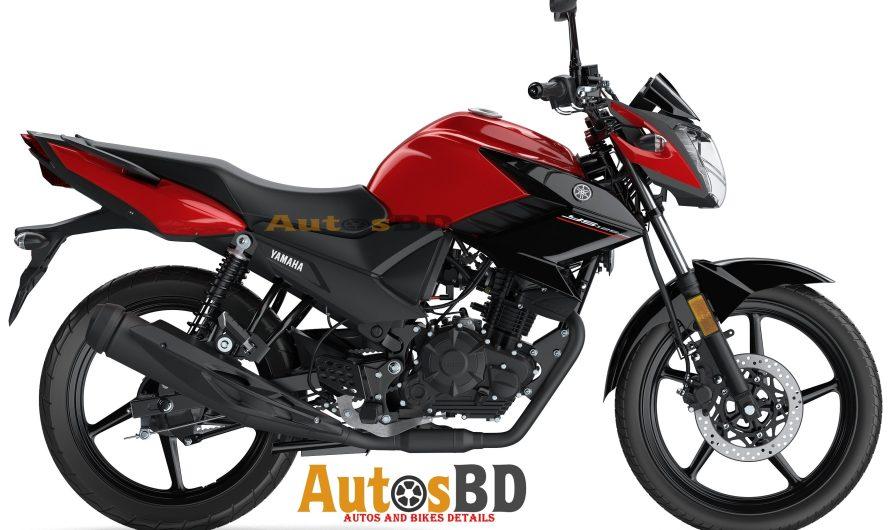 Yamaha YS125 Specification