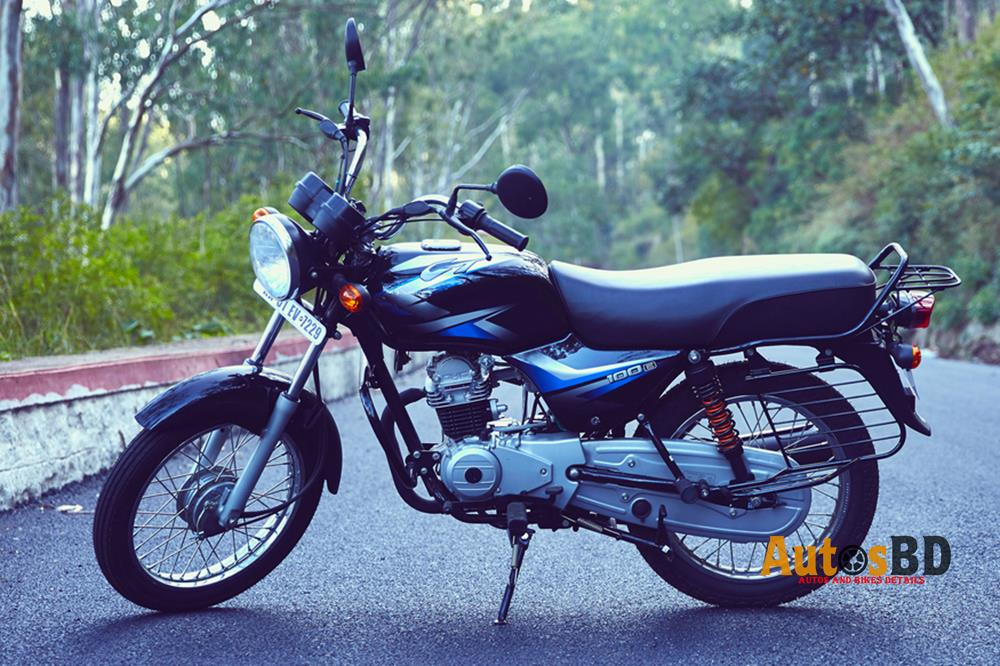 Bajaj CT100B Specification