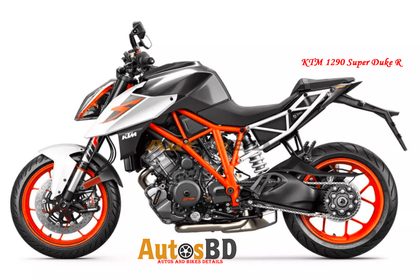 KTM 1290 Super Duke R Motorcycle Price in India