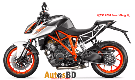 KTM 1290 Super Duke R Price in India