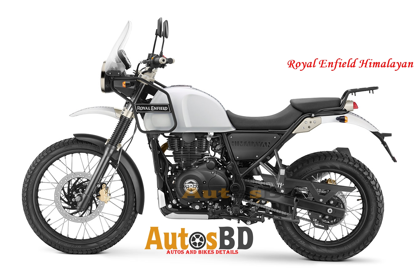 Royal Enfield Himalayan Specification